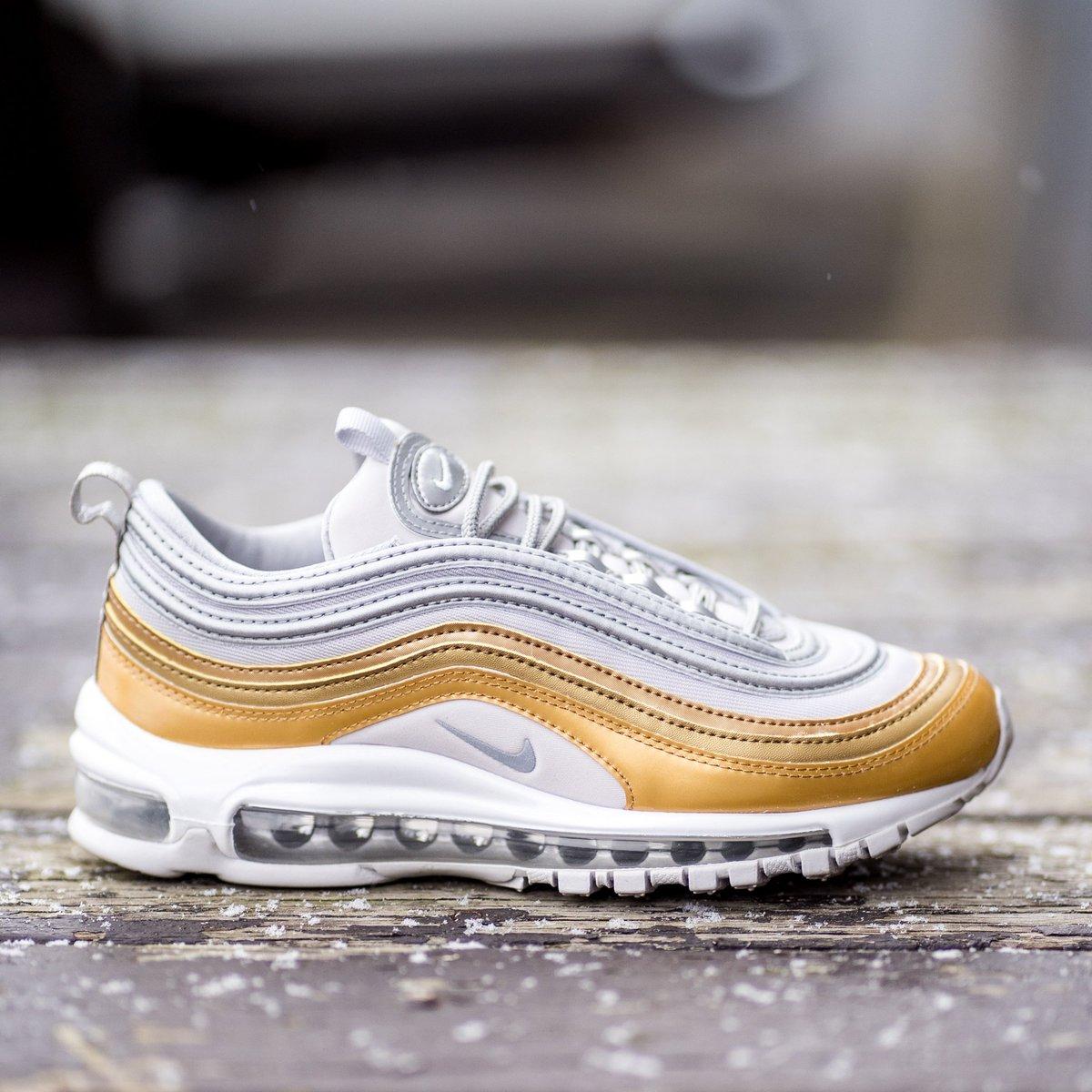 Gb S Sneaker Shop On Twitter Nike Air Max 97 Se Metallic Gold