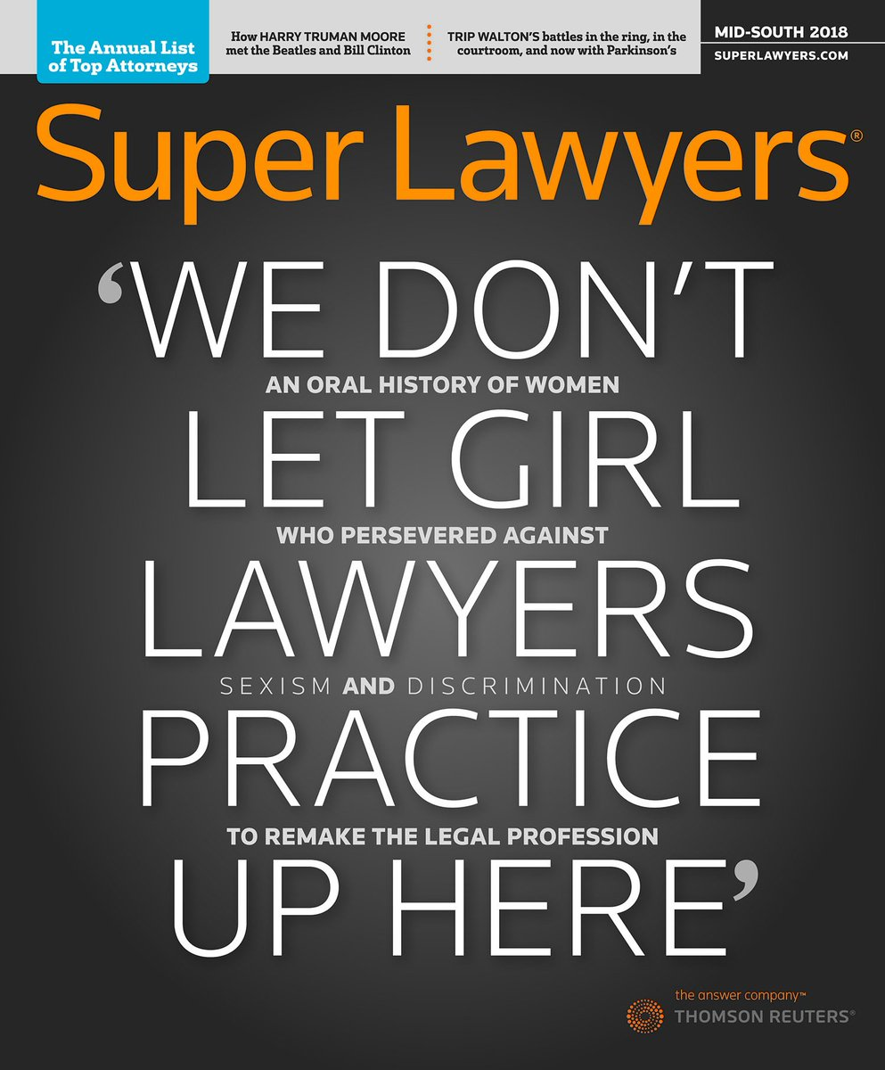 Super Lawyers on Twitter: