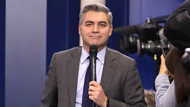 #BREAKING: Trump-appointed judge orders White House to reinstate Acosta's press pass https://t.co/YQ58isStA4