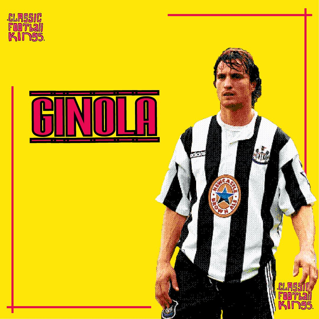 Classicfootballkings On Twitter David Ginola El Magnifico