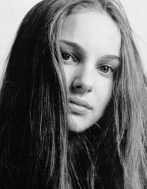 Natalie Portman photographed for Harper's Bazaar, November 1997.