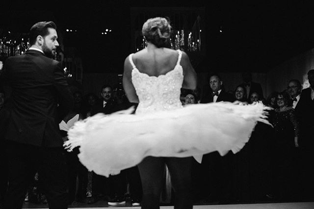 365 days later. And still dancing. Only now Jr joins in.  Happy anniversary, my queen. Here's to many, many more. https://t.co/4OjBUjRFhx