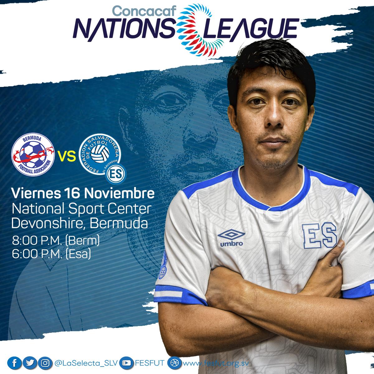 Liga de Naciones CONCACAF y Eliminatorias a Copa Oro 2019 [16 de noviembre del 2018 - Bermudas] DsIrXZOWoAEcU1X