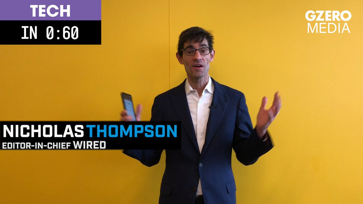 Check out these four reasons why the new congress means more scrutiny for Facebook. Its Tech in 60 Seconds with @NxThompson! And go deeper on issues like #cybersecurity and #artificialintelligence @MSFTissues: bit.ly/MicrosoftOnThe…