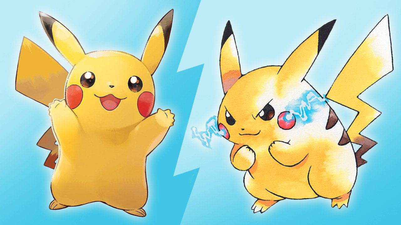 Here are 10 big changes from Pokémon Yellow to Pokémon: Let's Go  https://t.co/9ScJAy78er https://t.co/Yg9aPqRXu2