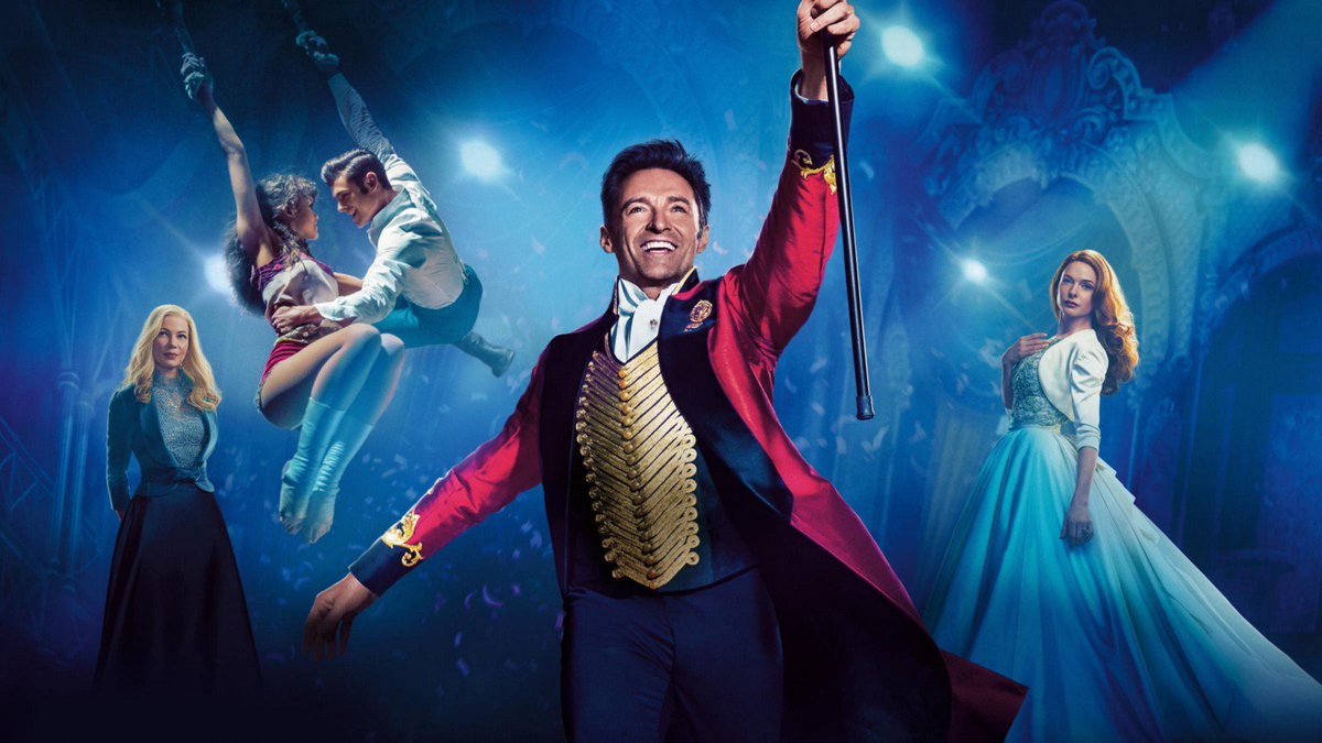Today's the day y'all! The @GreatestShowman: Reimagined ft.