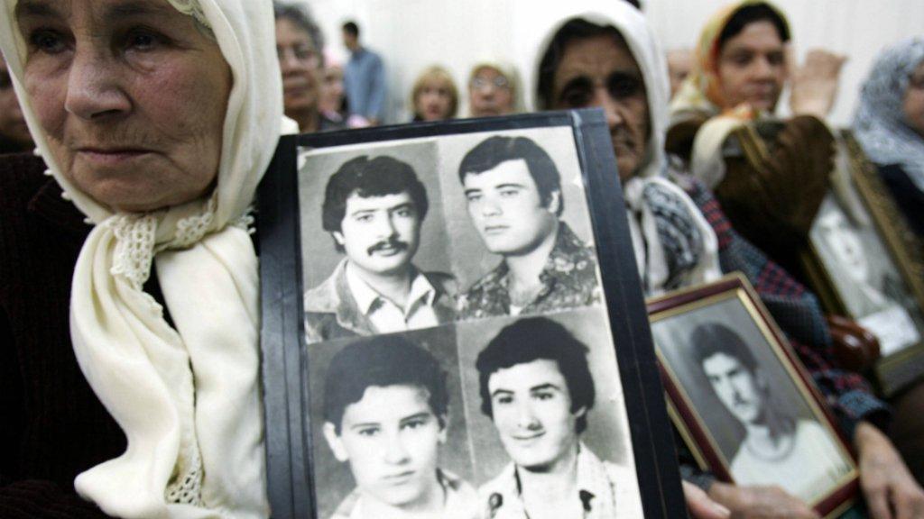 Au Liban, les familles de disparus de la guerre civile retrouvent l'espoir https://t.co/3JhNNuBqKE