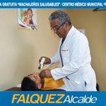 """Image for the Tweet beginning: @CarlosFalquezA : """"Primero la Salud"""" Más"""