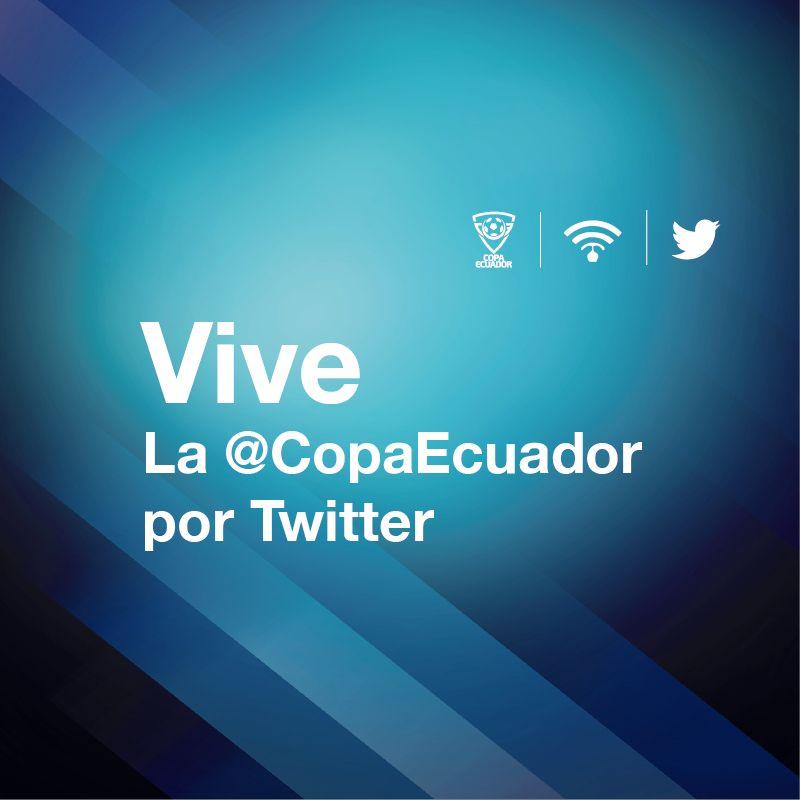 ¡La #CopaEcuador se vive en Twitter! ¡Tal como lo ves! Disfruta ahora en directo, las emociones del rey de los deportes en @ElCanalDFutbol   Todos los detalles aquí 👉🏻https://buff.ly/2TcS0wx 🏆🇪🇨⚽️ @TwitterLatAm