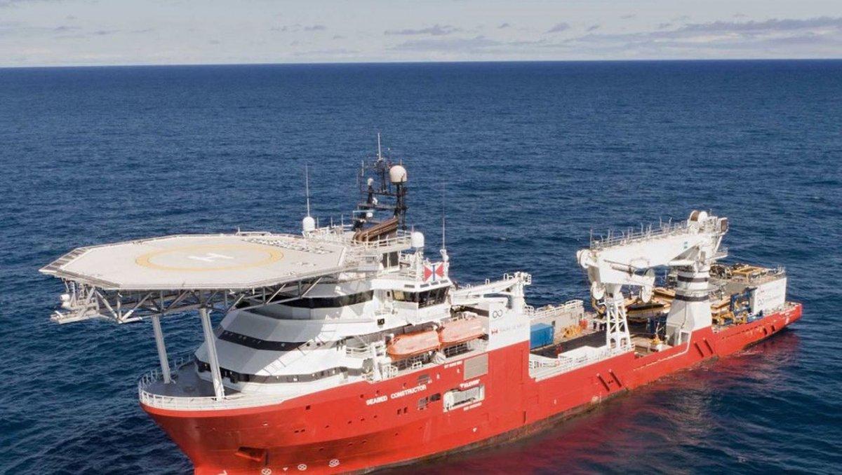 Detectaron un objeto que podría ser el ARA San Juan a 800 metros de profundidad https://t.co/fzPy3MQnwo