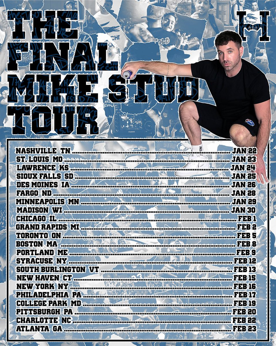 MIKE.'s photo on ON SALE NOW