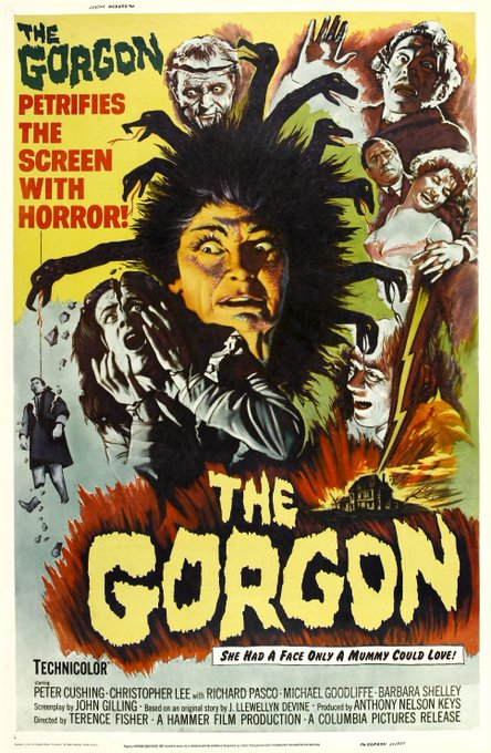 Are you ready to be petrified with horror, tonight on @Svengoolie? Photo