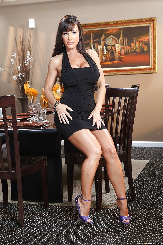 Lisa ann full necked photos spades pee