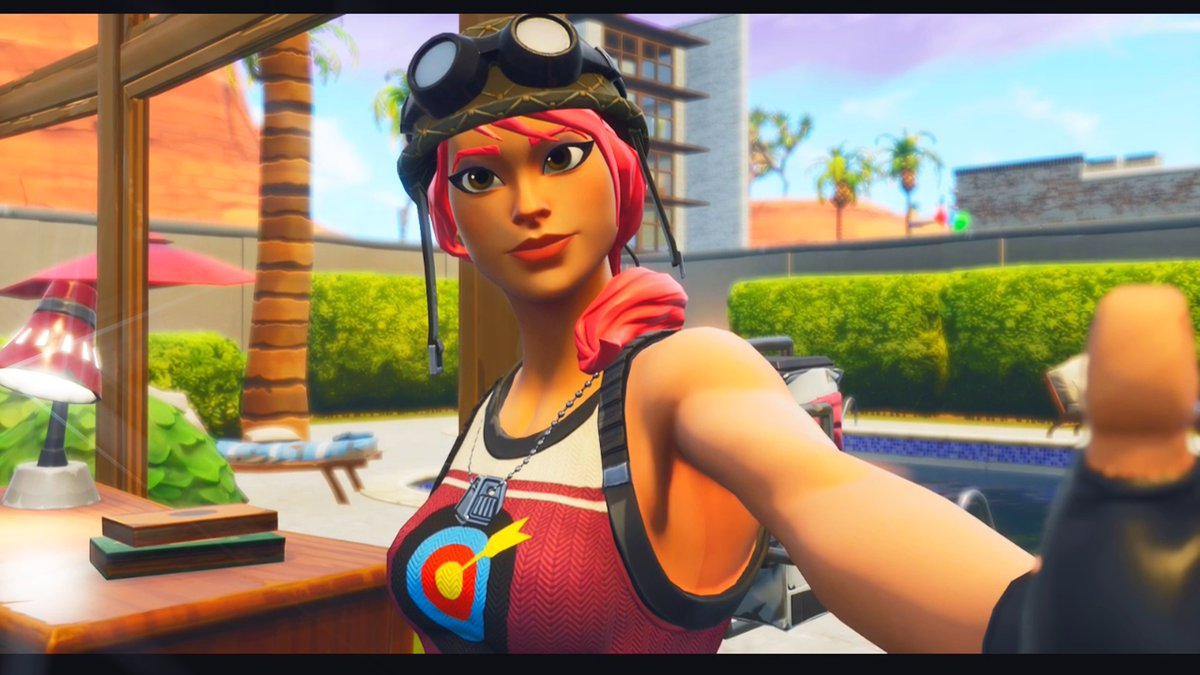 catscraft on twitter fortnite selfie with the bullseye skin catscraft on twitter fortnite selfie with - bullseye fortnite skin wallpaper
