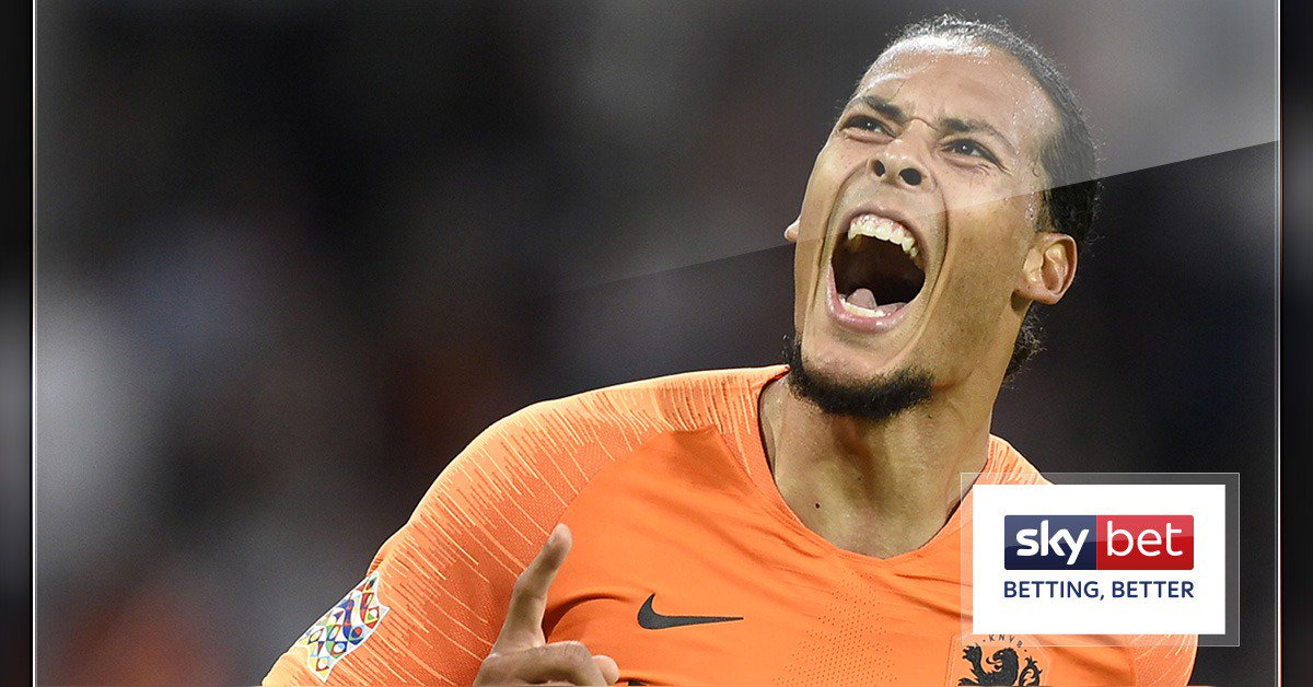 Tap ❤️ if you believe Virgil van Dijk is the best centre-back in the world. #LFC #Netherlands