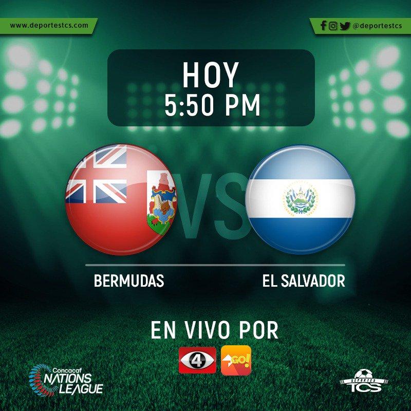 Liga de Naciones CONCACAF y Eliminatorias a Copa Oro 2019 [16 de noviembre del 2018 - Bermudas] DsJBHsNU4AANT8t