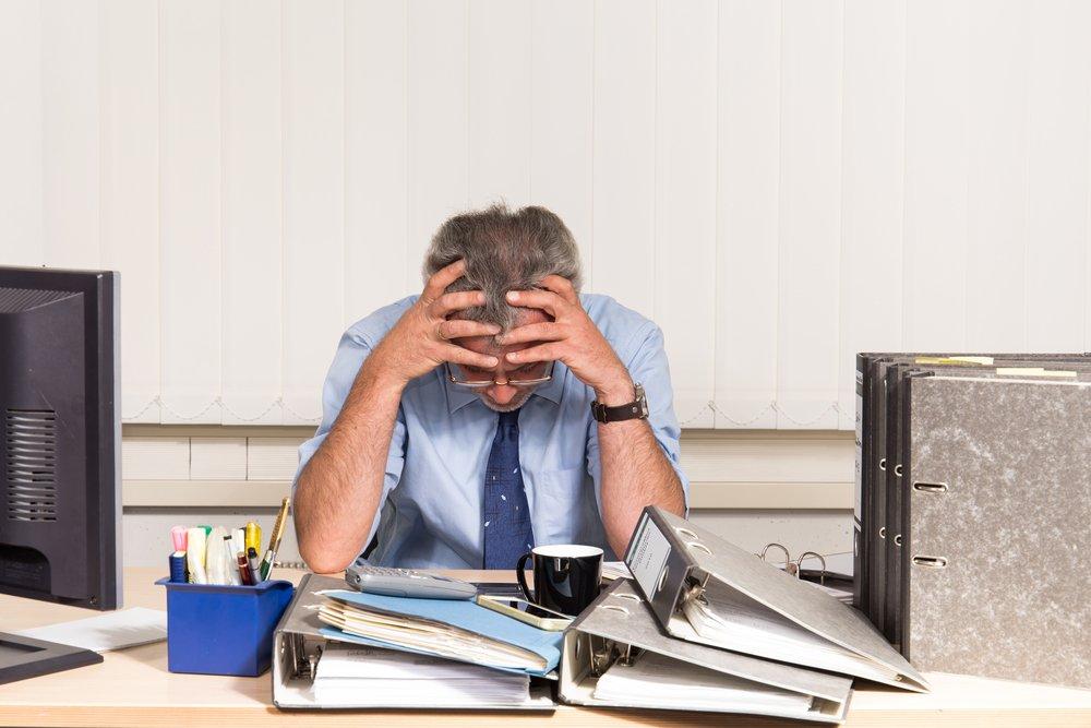 Síndrome de Burnout: Quando o esgotamento profissional vira doença https://t.co/m4ZS9Mn8ac