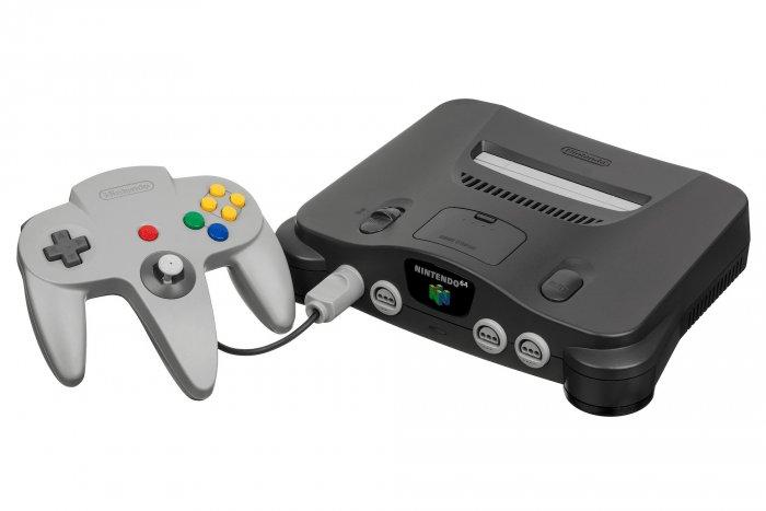 Nintendo 64 Classic não deve ser lançado no futuropróximo https://t.co/XRnlKj3nlW