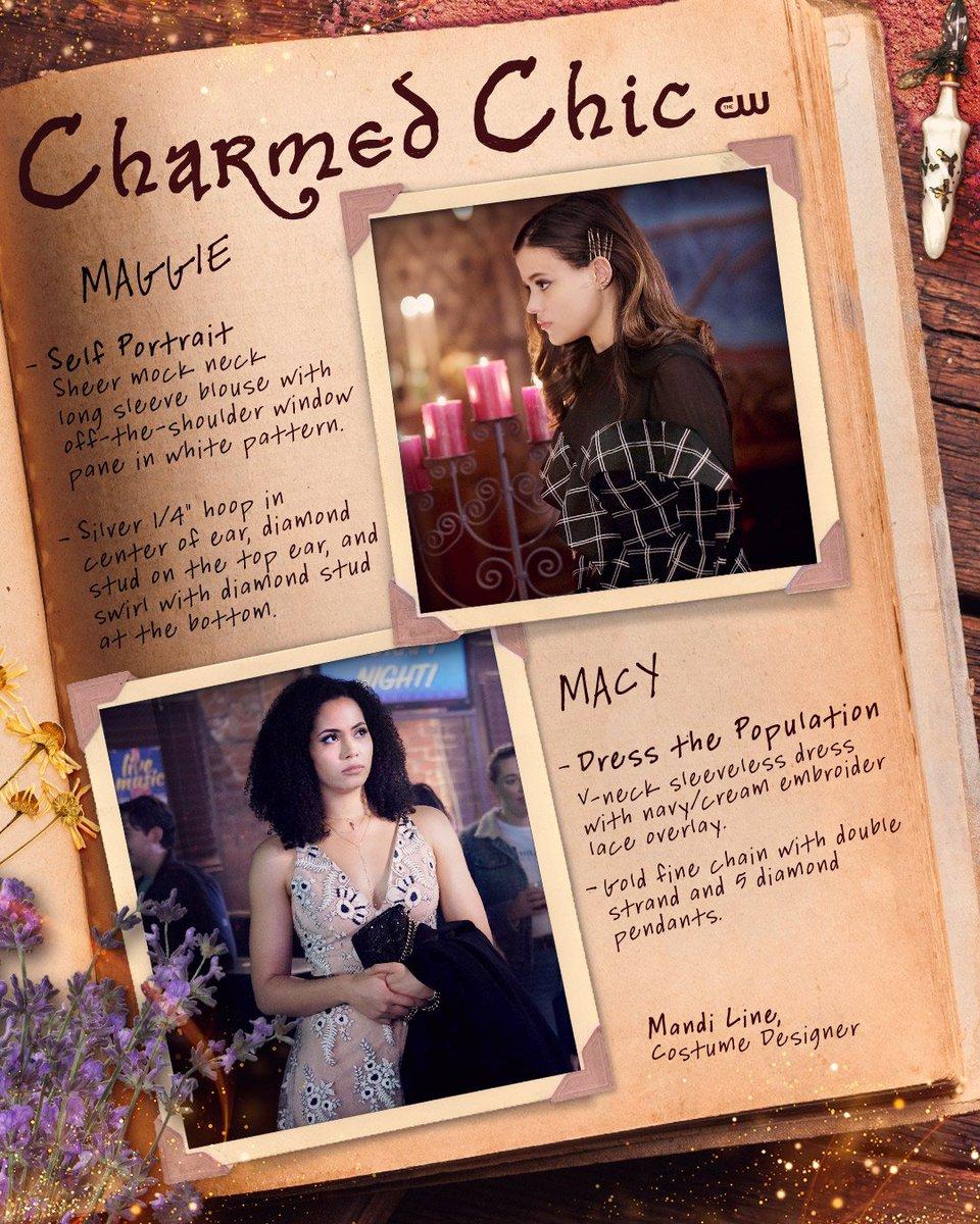 Charmed on Twitter: