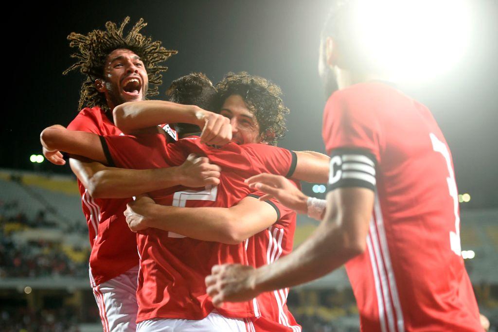 اهداف مباراة مصر وتونس