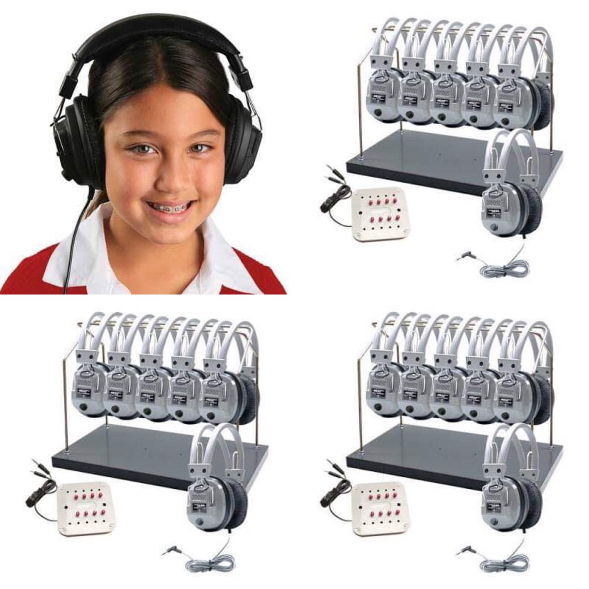 Attn : #teachers! Build listening and speech skills with #Hamiltonbuhl #listening #centers Engage students and keep them focused!😎 Call 866 926 1669 https://t.co/ZltaYuP212  #encoredataproducts #education #headphones #TELPAS #PARCC #library #STEMDirector #curriculumdirector https://t.co/o1D6nRZuDr