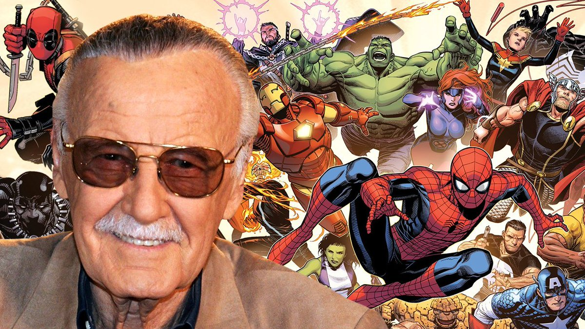 Unless you have been hiding in a cave somewhere, or down with the Mole Man in the bowels of the Earth... by now you will have read that Stan Lee has died, at the age of 95. He has been part of my world for so long that it seems impossible that he is gone. ow.ly/OZyv30mE6rK