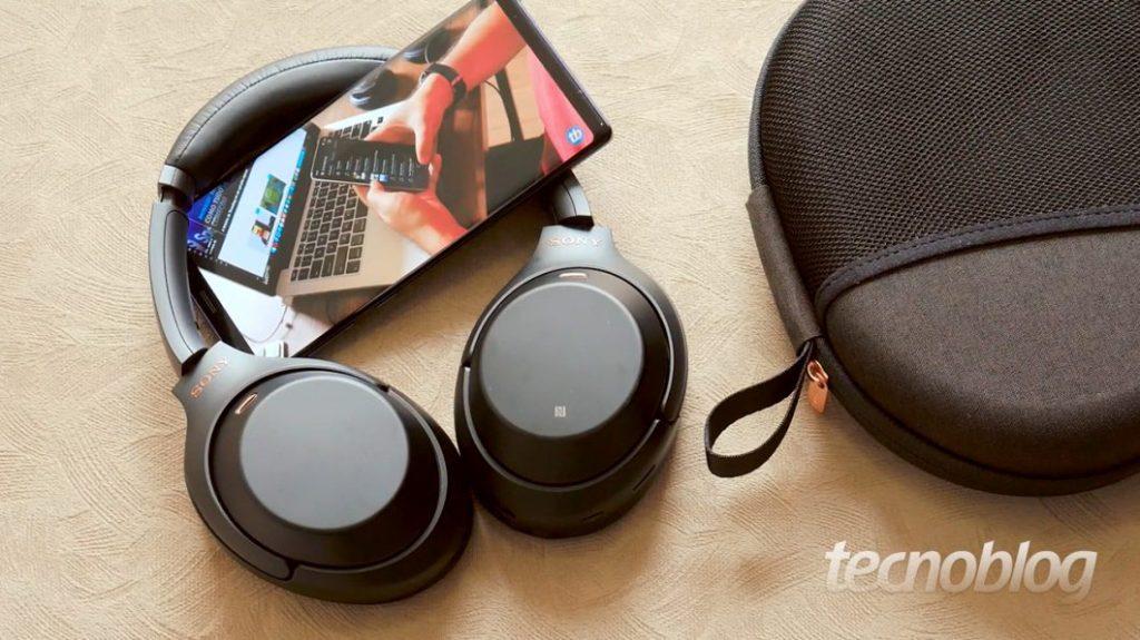 Sony WH-1000XM3: só dá para ouvir amúsica https://t.co/p4eNaviLoz