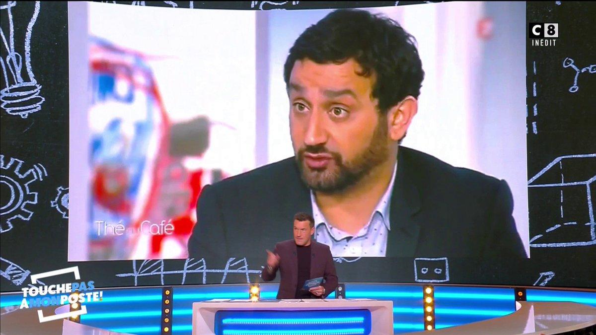 RT @TPMP: BG notre @Cyrilhanouna 😃 #TPMPOuvertATous https://t.co/Ps61Ei47LN