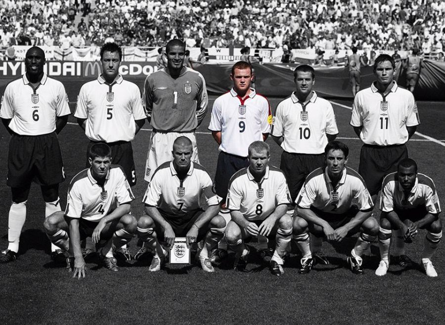Wayne Rooney: The last player from Englands golden generation to retire from International football. Still contemplating how this side never won a major trophy... 🏴󠁧󠁢󠁥󠁮󠁧󠁿