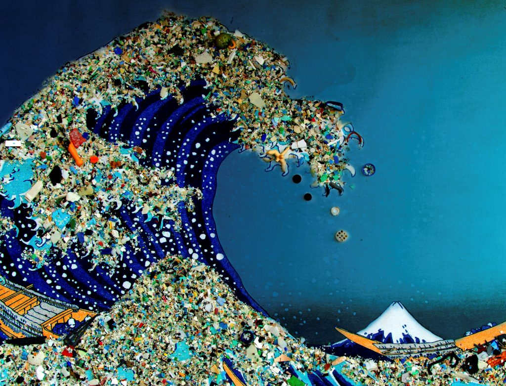 There are over 150 million tonnes of #plastics in the ocean today and that's rising fast: an estimated 8 million tonnes of plastics leak into the #ocean each year  #foodforthought #plastic #waste #pollution #arts #sustainability #quitewastingmyfuture