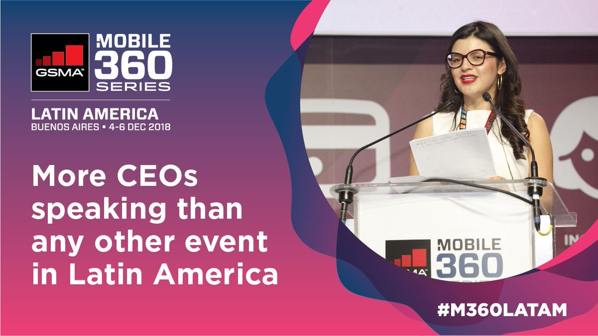 Registration to #M360LatAm is now open! Join experts from @Anatel_Informa, @ericsson, #GSMA and more. Register here: https://t.co/1FKcfDdDpb