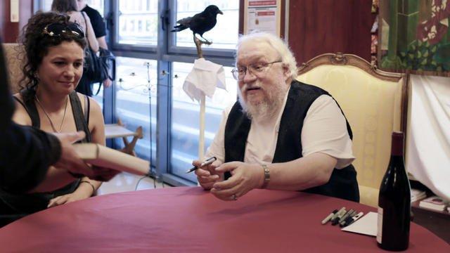 Après Game of Thrones, une nouvelle saga de George R.R. Martin adaptée en série bit.ly/2Tk3o9F
