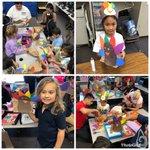 Image for the Tweet beginning: Kindergarten Family Thanksgiving Activity-thanks for