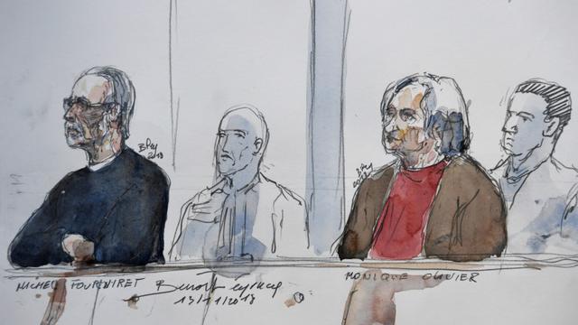 Assassinat de Farida Hammiche : Michel Fourniret condamné à perpétuité bit.ly/2DnPhe9
