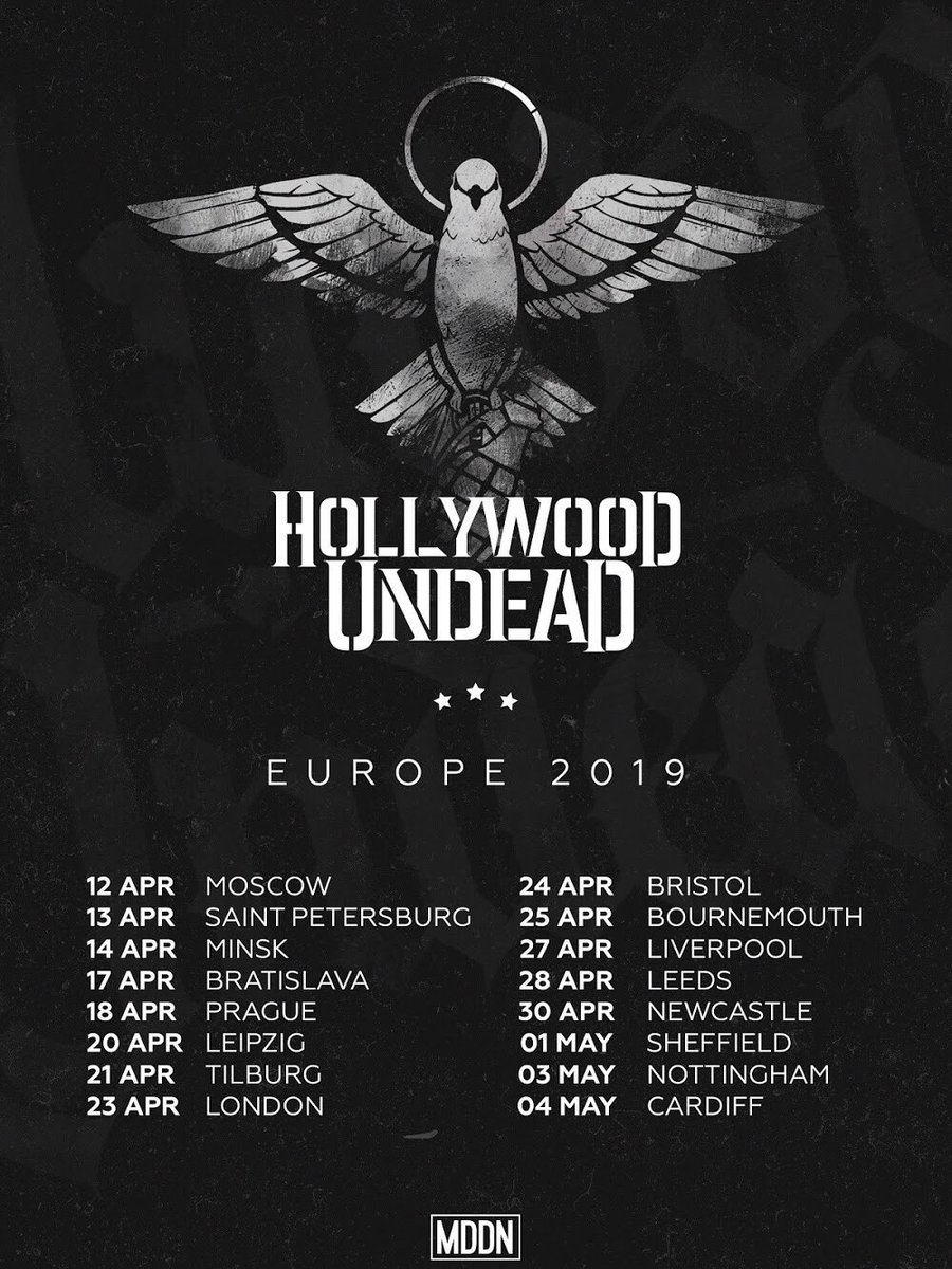Hollywood Undead New Album 2019 Hollywood Undead on Twitter: