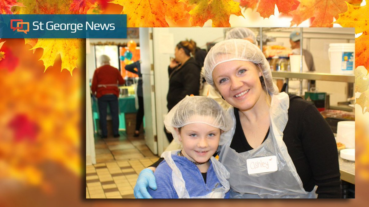 Red Rock Canyon School invites community to annual Thanksgiving dinner; volunteer opportunities available. #StGeorge #SoUtah #Utah https://t.co/o0CyrpyVtH https://t.co/lo2wsCT5tZ