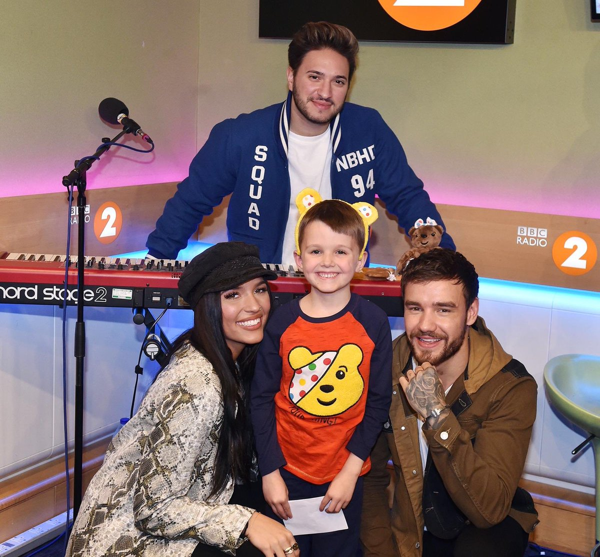 Excited to be on @BBCCiN tonight with @JonasBlue and @lennonstella #CiN