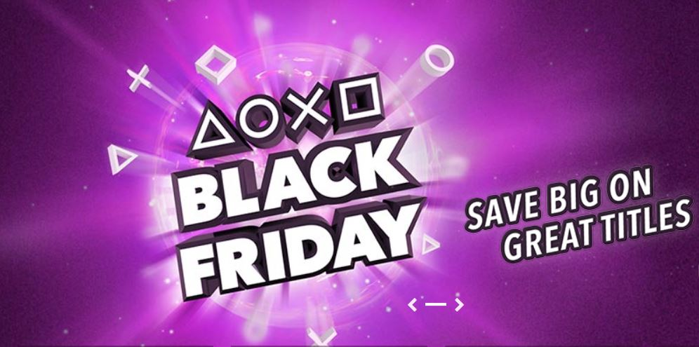 .@PlayStations digital download store #BlackFriday promotion is live! Score #WWE2K19 at a great price. Standard: store.playstation.com/en-us/product/… Deluxe: store.playstation.com/en-us/product/…