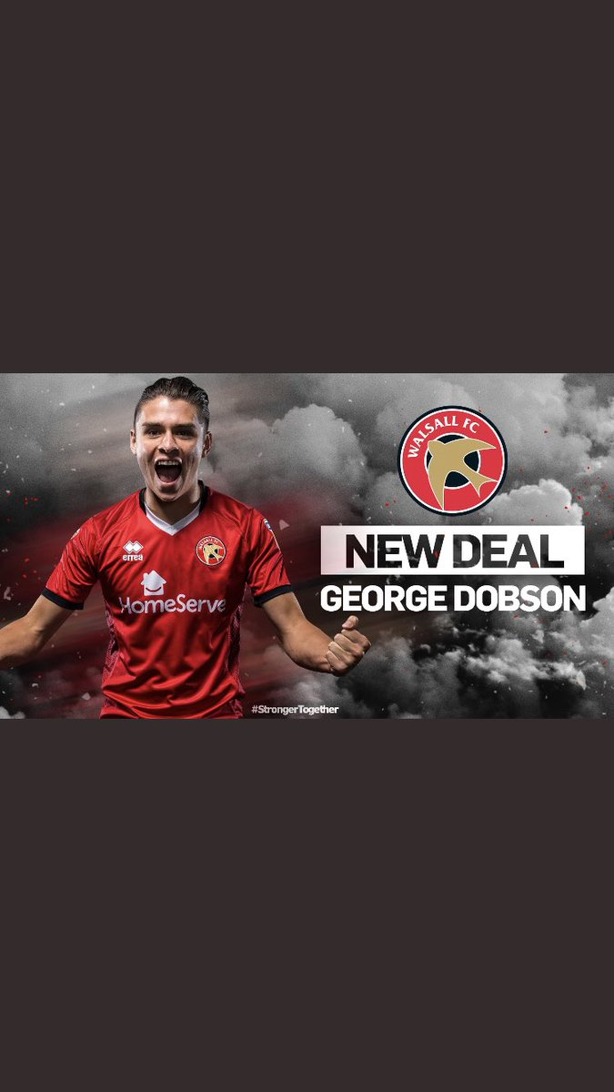 Delighted to sign a new deal!! 😃Now time to focus on the massive game tomorrow 👍🏻 @WFCOfficial