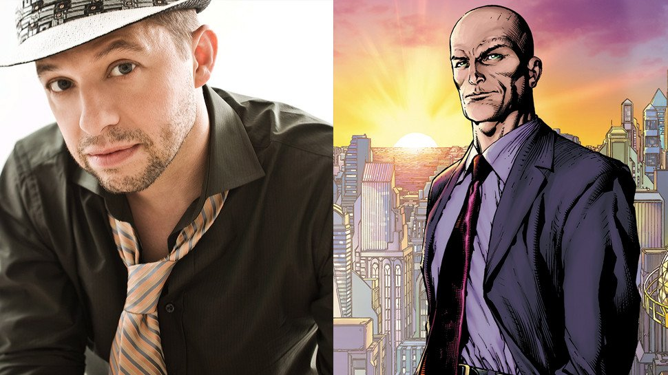 Lex Luthor is coming to #Supergirl! Jon Cryer will play the iconic villain: https://t.co/jkMDEhIJan https://t.co/p8ckS0XATE