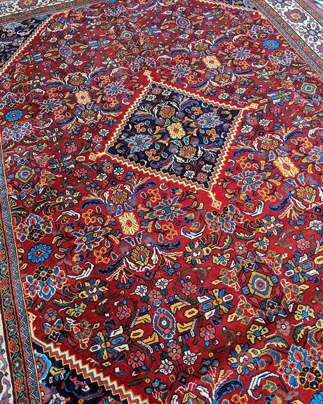 Mahal Rug Handmade