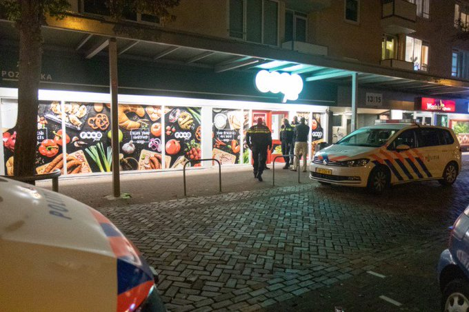 Overval op Poolse supermarkt in Vlaardingen https://t.co/L3oV9Poifj https://t.co/Z89Ew8Foo3