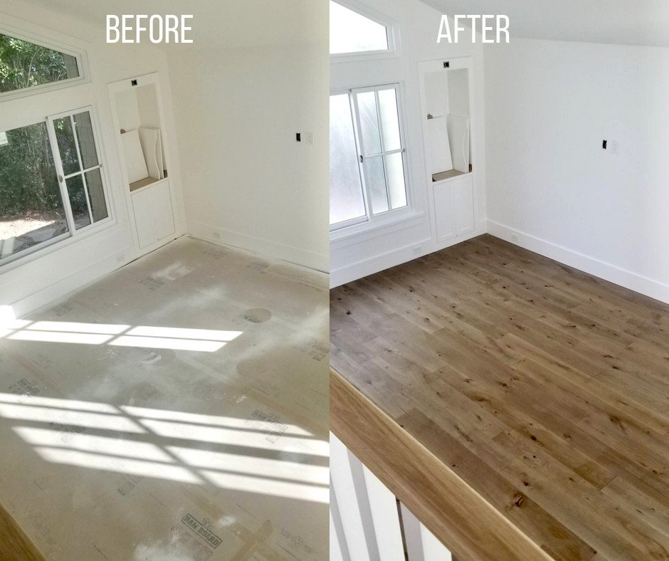 Here S A Before And After Picture Of