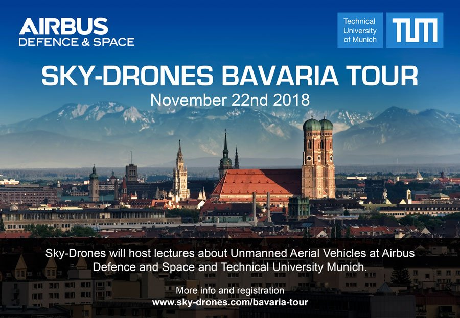 Sky-Drones on Twitter: