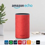Image for the Tweet beginning: Amazon Echo limited edition Product(RED)
