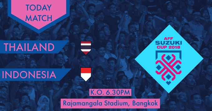 Today is #TimNasDay Thailand 🇹🇭 Vs. 🇮🇩 INDONESIA Photo