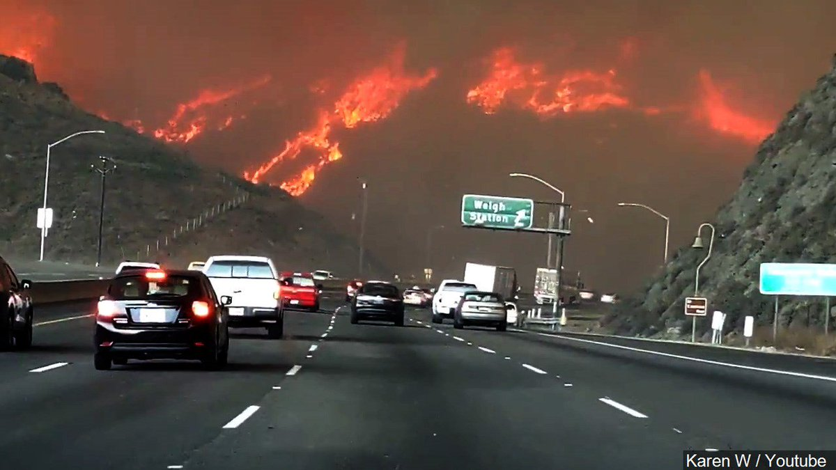 BREAKING NEWS: Authorities say 1000 people are now unaccounted for and 71 are dead in the California Wildfires.