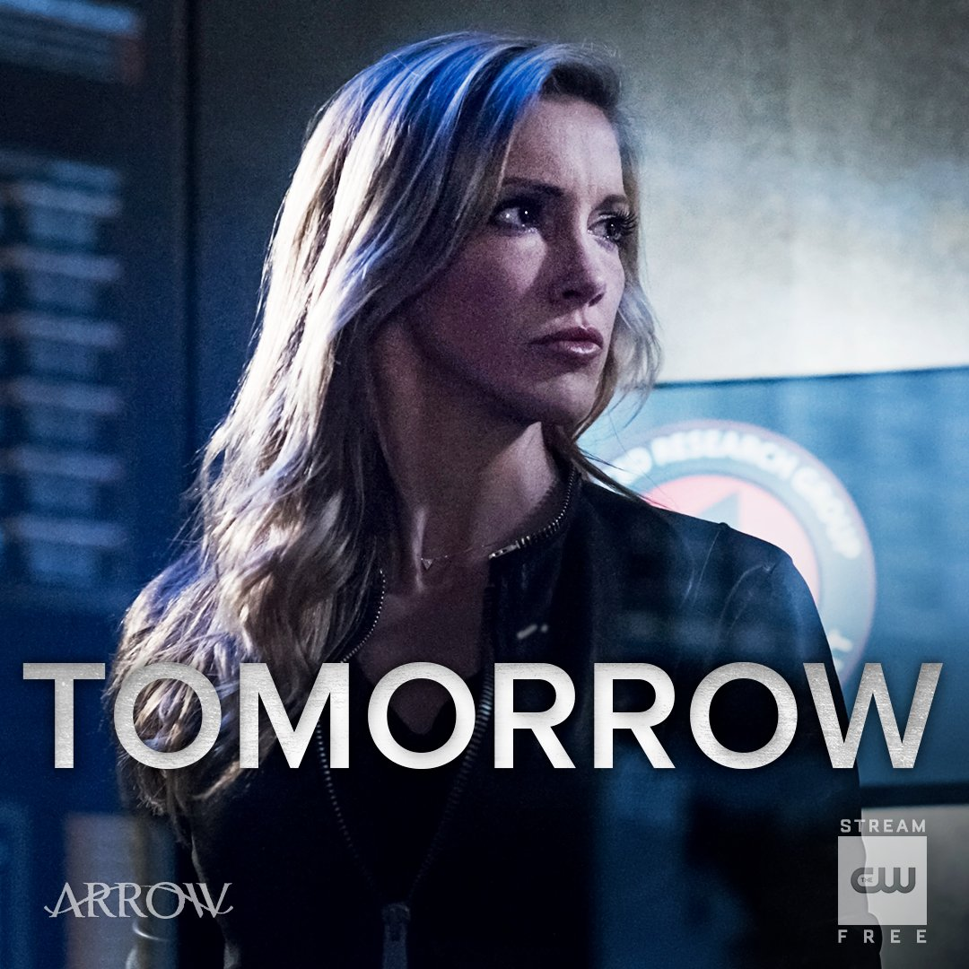 Arrow on Twitter: