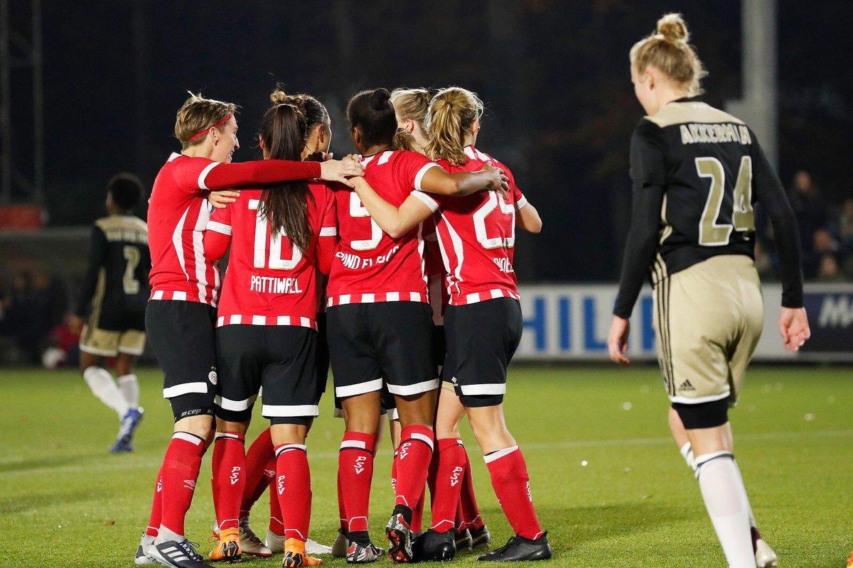 test Twitter Media - #PSVAJA dit seizoen 💯   PSV 3-0 Ajax ✅ Jong PSV 2-1 Jong Ajax ✅ PSV Vrouwen 1-0 Ajax Vrouwen ✅ https://t.co/08d8mPIWsJ