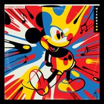 Image for the Tweet beginning: Mickey Mouse's 90th Birthday is